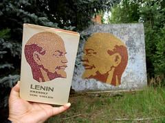 Wir müssen reden (Karl G.) Tags: lenin communism cccp ddr denkmal deutschland gssd abandoned 1917 mosaik kommunismus kaserne verlassen soviet udssr urbex