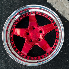 VLS550 | Candy Red