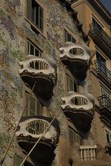 Casa Batlló (DaveStrong) Tags: canon 5d mark 5dmarkii 5dii 5d2 5dmark2 markii mark2 2 ii 24105 24105mm 24105l 24105f4 24105mml spain barcelona summer holiday vacation architecture gaudi museum park