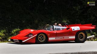 ABARTH 2000 Sport 1969 Racecar-Trophy Tauplitzalm (c) 2017 Бернхард Эггер :: ru-moto images 5229