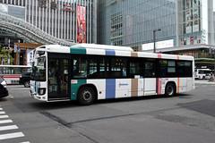 Nishitetsu 1102 (Howard_Pulling) Tags: fukuoka bus buses japan japanese howardpulling