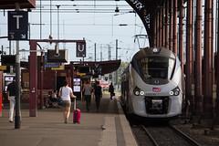 SNCF B83553 Strasbourg (daveymills31294) Tags: automoteurs bimodes bicourants b 83500 ter alsace sncf strasbourg