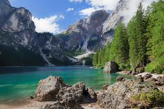 Pragser Wildsee (Hana Deka) Tags: pragserwildsee dolomiten berge südtirol