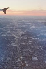Air borne (bavan.prashant) Tags: chicago winter 2016 kodak ektar cswlatitude aerial