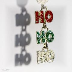 Three? You're having a laugh! (RIS'n'RAS) Tags: macromondays mm macro three 3 earring jewellery