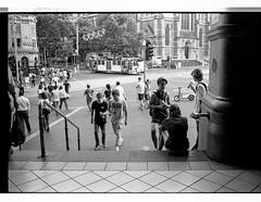 161226 Roll 458 M7 tmax4861 (.Damo.) Tags: 35mmf24 roll458 analogue believeinfilm blackwhite epson epsonv700 film filmisnotdead ilfordrapidfixer ilfostop iso800 kodak kodak400tmax leica leicam7 melbourne melbournesilvermine msm selfdevelopedfilm streetphotography streetphoto tmax tmax400 tmaxdeveloper xexportx zeis