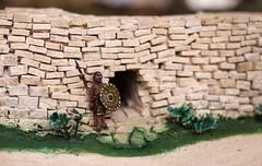 Sentry Duty (Jerry Bowley) Tags: rivieramaya xelha model ecopark tulum diorama allinclusive