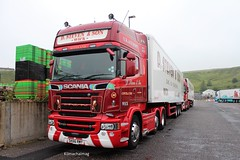 D. Steven & Son Wick Scania V8 R730 SK66 RMY (Kilmachalmag) Tags: refrigerator fridge chilled controlled temperature fishmarket europe scrabster