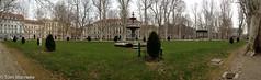 Zagreb Park (Tom Warneke) Tags: grass winter park croatia zagreb garden green cityofzagreb hr