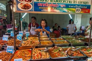 marché flottant amphawa - thailande 26