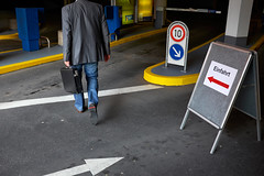 Go Your Own Way - #10 (Monty May (OBSERVE)) Tags: iserlohn nrw germany street streetphotography humour