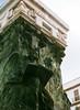 Cadiz a Moret (monument) (abnercestari) Tags: 120 120film 645mmediumformat 80mm 80mmf19 cadiz canon cádiz europe film kodak kodakportra160 mamiya645 mamiya645pro portra160 sekor80mmf19 spain xray xraydamage analog analogphotography mediumformatphotography