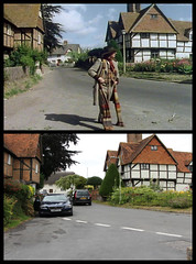 Doctor Who: The Android Invasion - Main Road, East Hagbourne (Tetramesh) Tags: tetramesh easthagbourne oxfordshire southoxfordshire england britain greatbritain gb unitedkingdom uk localhistory nowandthen thenandnow pastandpresent oldeasthagbourne losteasthagbourne presentandpast easthagbournepastandpresent easthagbournenowandthen easthagbournethenandnow easthagbournepast socialhistory uklocalhistory easthagbournelocalhistory doctorwhofilminglocations doctorwhofilminglocation drwholocations drwhofilminglocations drwhofilminglocation bbcfilminglocation bbcfilminglocations tombaker ianmarter barryletts terrynation robertholmes philiphinchcliffe elisabethsladen ox11 24thjuly