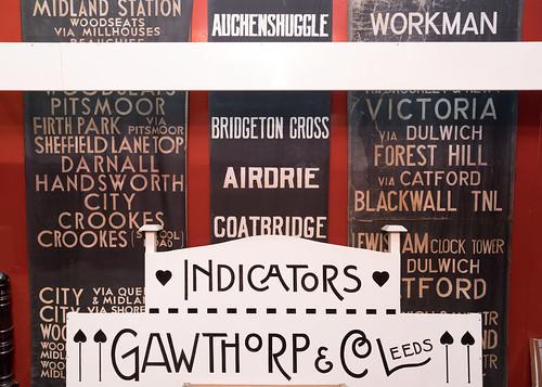 Signage | Crich Tramway Village-44