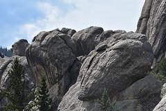 Gorgeous view of South Dakota Hills (jprobinson1) Tags: lakes mountains hills stone water trees grass landscapes nature natural setting sunrise sunset large treeline south dakota hiking trails family earth