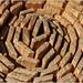 Wood swirl