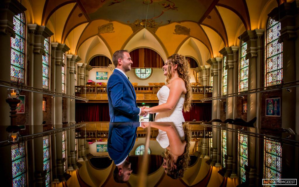 Bruiloft Rick & Annet 2017