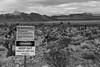 DNWR sign (joeqc) Tags: nevada nv dnwr desert dry lake lincolncounty lincoln county black bw blancoynegro blackandwhite white monochrome mono greytones