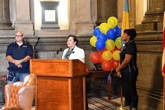 2017 Colombia Flag Raising-028 (Philly_CityRep) Tags: cityofphiladelphia colombia flag raising