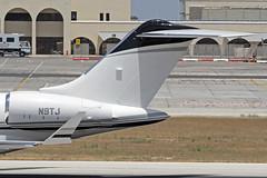N9TJ LMML 22-07-2017 (Burmarrad) Tags: airline private aircraft bombardier bd7001a10 global 6000 registration n9tj cn 9659 lmml 22072017