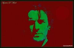 Self portrait - Luglio-2017 (agostinodascoli) Tags: art digitalart digitalpainting selfportrait agostinodascoli nikon nikkor cianciana sicilia photoshop photopainting digitapainting colore creative fullcolor ritratto