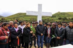 "Ministra Pérez Tello inauguró santuario ecológico en memoria de los mártires de Uchuraccay • <a style=""font-size:0.8em;"" href=""http://www.flickr.com/photos/156664909@N08/35718171612/"" target=""_blank"">View on Flickr</a>"