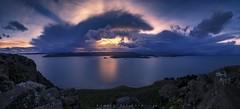 Vivificante (Lucas Photographer) Tags: landscapes nature conservation travel sunset paisaje naturaleza paisajes atardecer amantani puno peru