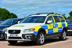 WF63 LWK (S11 AUN) Tags: devon cornwall police volvo xc70 d5 4x4 anpr video equipped rpu roads policing unit traffic car 999 emergency vehicle wf63lwk