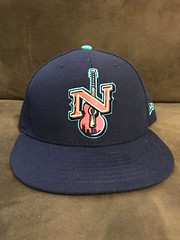 2017 Nashville Sounds Alternate Honkey Tonks Hat (black74diamond) Tags: 2017 nashville sounds alternate hat honkey tonks