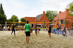 2017-07-15 Beach volleybal marktplein-8