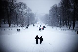 Oslo Palace Walk