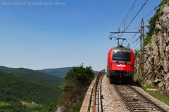 Rampa di lancio (Daniele Sudati) Tags: zanigrad slovenskeželeznice sz sz541 slovenia 541 541sz taurussz taurus koperbahn vlak treno ferrovia sž