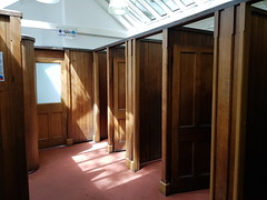 2017 0625 518 (SGS8+) Silloth; restored Edwardian ladies loo (Lucy Melford) Tags: samsunggalaxys8 cumbria silloth restored edwardian toilet