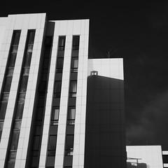 (genevaphoto) Tags: photo photography street building black white фото чернобелое здания nn nnov nnstories nntoday нн архитектура architecture arch