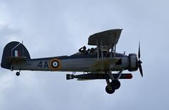 Fairey Swordfish, Old Sarum (SeanAFlynn) Tags: fairey swordfish biplane aircraft torpedo navy airshow
