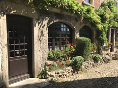 Pérouges one of France's most beautiful villages (Patrissimo2017) Tags: