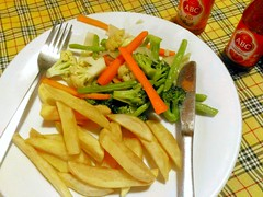 Mmm meals...1st pics...Saute vegetables - Buttery! (Alvin Gunawan) Tags: sautevegetables healthymeals foodpics foodlovers buttery meals