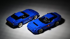 LEGO 31070 Alternate Sports car (amaman_12) Tags: lego alternate 31070 vehicle car