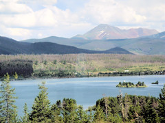 17 (T Tip) Tags: scenicphotos colorado breckenridgecolorado america mountains water lake fishing floral landscape