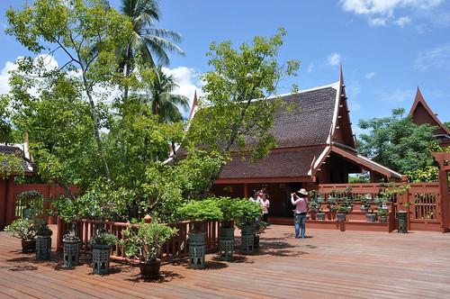 marché flottant amphawa - thailande 49