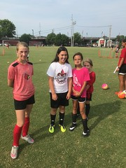 IMG_9816.JPG (lynnstadium) Tags: uofl louisville soccer girls success win winners ball goal teaching learning camp cardinal spirit l1c4 lynn stadium