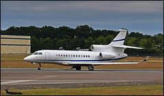 VQ-BGG Dassault Falcon 7X c/n 93 Planair (EGLF) 16/07/2017 (Ken Lipscombe <> Photography) Tags: vqbgg dassault falcon 7x cn 93 planair eglf 16072017 farnboroughairporticaoeglfbizjetsaviationflyingtag
