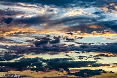 Colorful Cloud's Sunset_DSC7101-91259-02 (informalphotography) Tags: clouds lavender orange santamonicabay yellow blue magenta sunset