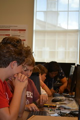 DSC_9271 (Caruth Institute for Engineering Education) Tags: stem programming scratch smu lyleengineering middle school raspberry pi