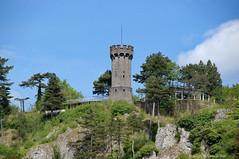 Tour de montfort (DirkVandeVelde on and off) Tags: europa europ europe belgie belgium belgica belgique buiten namen dinant tourdemonfort tourdemontfat toren tower sony