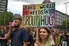G20 (maramillo) Tags: maramillo hamburg germany g20 demo grenzenlosesolidarität woman smile words cy otr tcf unanimous yourock a3b