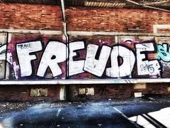 joy (peterpe1) Tags: graffiti freude wand witten flickr peterpe1