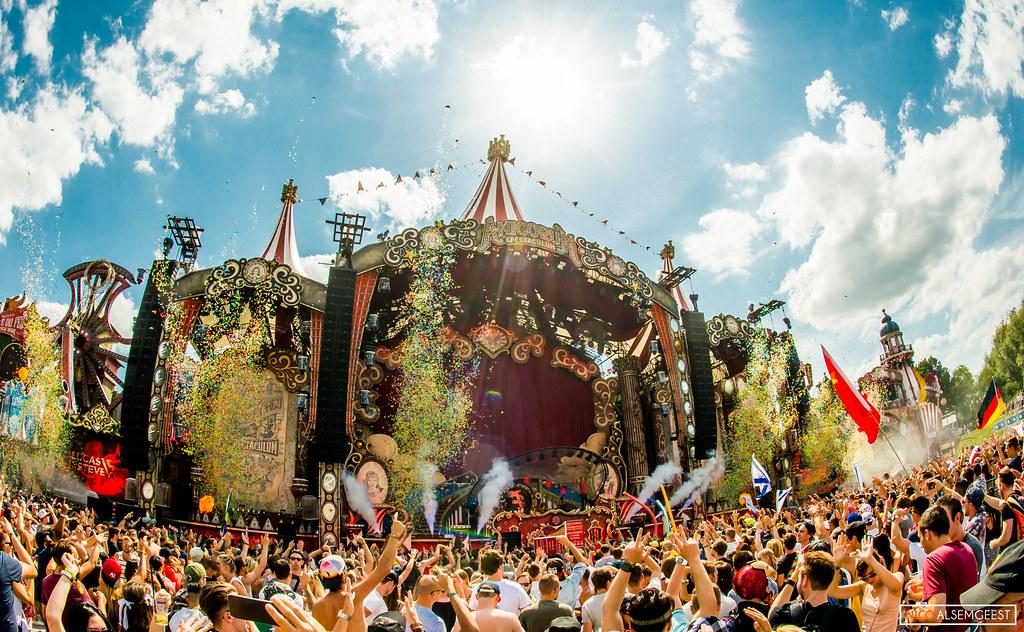 Tomorrowland 2017