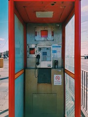 Blackpool calling..... (Nick Barkworth) Tags: urban callbox telephonebox
