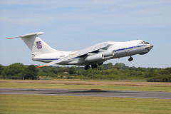 78820 Fairford 17/07/17 (Andy Vass Aviation) Tags: fairford il76 78820 ukrainianairforce